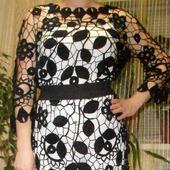 Платье-туника по мотивам Лауры