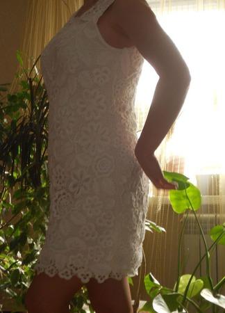 """Платье """"Кружевница"""" (ирландское кружево) ручной работы на заказ"""