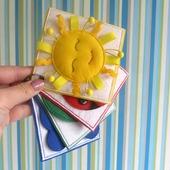 Карточки для изучения цветов и форм