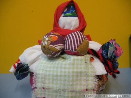 Кукла Травница ручной работы на заказ