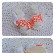 Пинетки туфельки на подошве