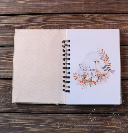 Бэбибук (блокнот о малыше/малышке) ручной работы на заказ