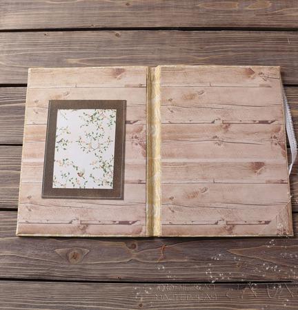 Папка для свидетельства о браке ручной работы на заказ