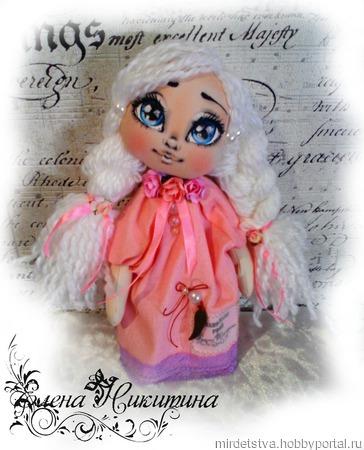 Куколки-малышки ручной работы на заказ