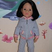Костюм для куклы  Готц (Gotz)