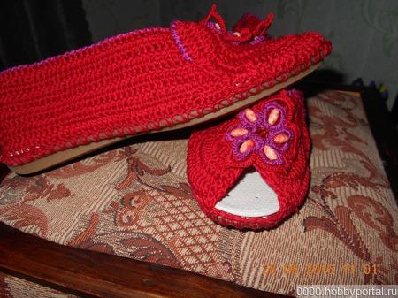 Обувь ручной работы на заказ