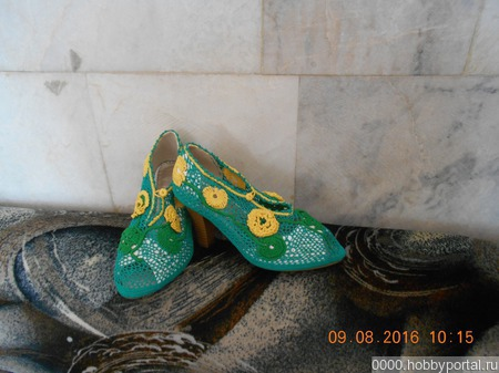 Туфли ручной работы на заказ