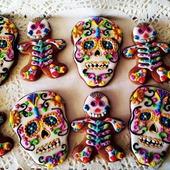 Пряничные скелетоны