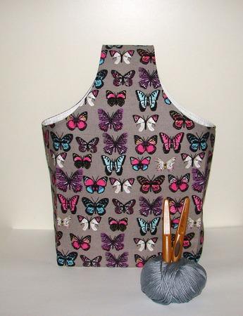 Клубочница Бабочки ручной работы на заказ