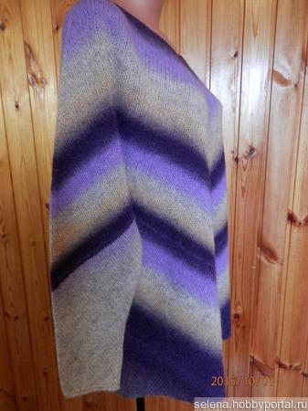Пуловер из Кауни ручной работы на заказ