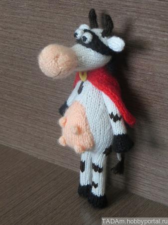 Супер Корова ручной работы на заказ