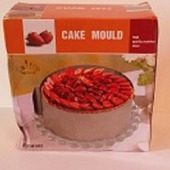 Форма круглая-для теста и десертов