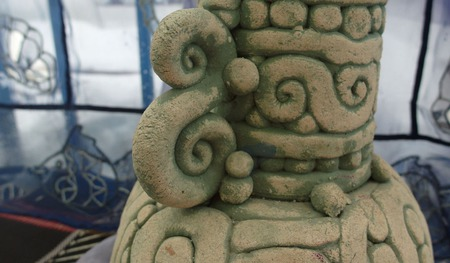 Ваза античная ручной работы на заказ