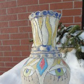 Многоликая ваза