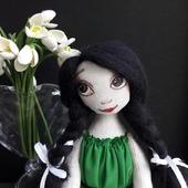 Мечтуля  - текстильная куколка
