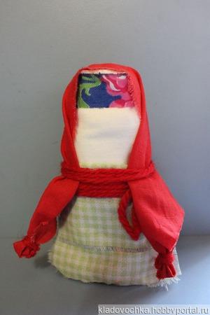 Кукла Столбушка ручной работы на заказ
