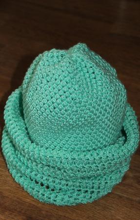 Комплект (шапка, снуд) ручной работы на заказ