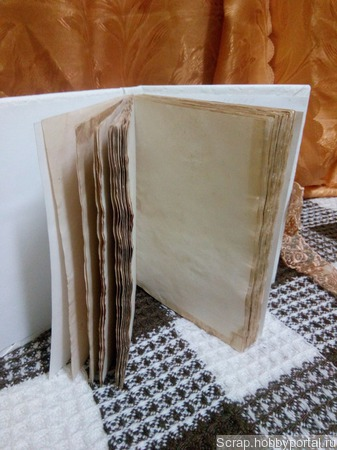 Блокнот для записей ручной работы на заказ
