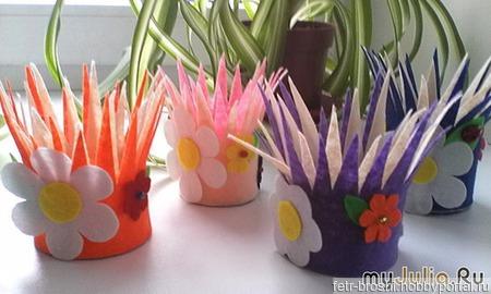 Подставка для яиц ручной работы на заказ