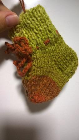Носочки для недоношенных новорожденных ручной работы на заказ