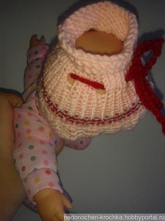 Шапочка для реанимации новорожденных ручной работы на заказ