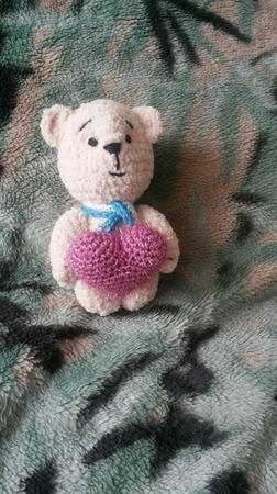 Мягкие плюшевые медвежата ручной работы на заказ