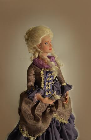 Авторская кукла Эльвира ручной работы на заказ