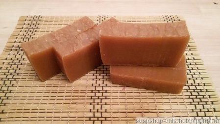 Медовое мыло ручной работы на заказ
