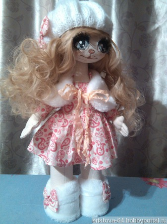Интерьерные куклы ручной работы на заказ