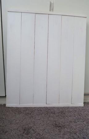 Фотофон деревянный двухсторонний ручной работы на заказ