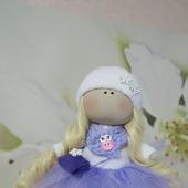 Куколка в фатиновой юбочке