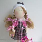 Интерьерная кукла-шопоголик