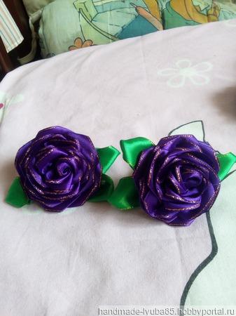 Резинки для волос ручной работы на заказ