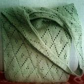 Женская летняя сумка (авоська)