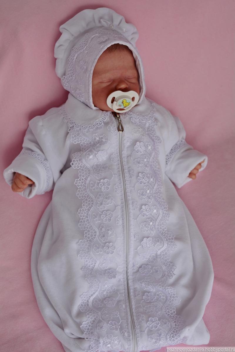 Стеганое одеяло для новорожденных своими руками
