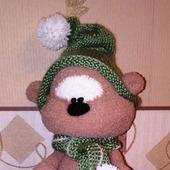 Мишка Печенька