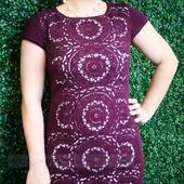 Платье Монако крючком от Irene IVAS