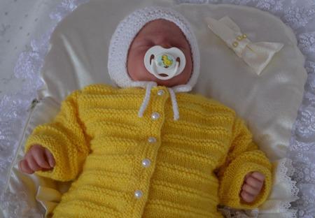 """Комплект для новорожденного """"птенчик"""". На выписку для новорожденных ручной работы на заказ"""