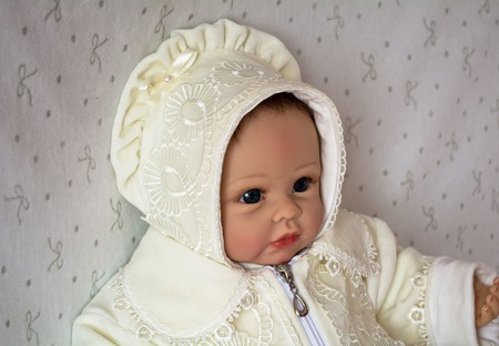 Комплект для новорожденного. Конверт и шапочка. ручной работы на заказ