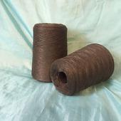 Нить-основа (шлёнка) для прядения