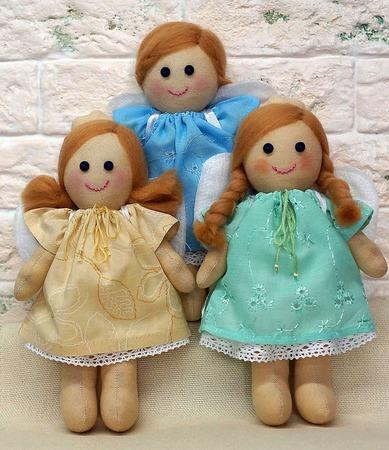 Девочки-феечки ручной работы на заказ