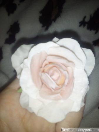 Розы ручной работы на заказ