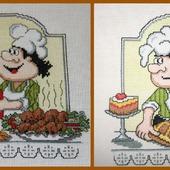 Картина на кухню