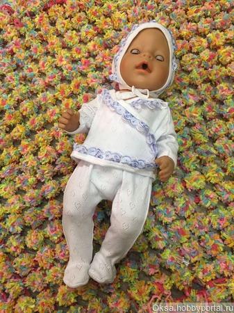 Комплект для беби бона ручной работы на заказ