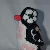 Пингвинчик Молли. Африканский цветок