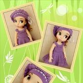 Одежда  на кукол Дисней Аниматорс