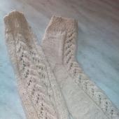 Бабушкины шерстяные носки