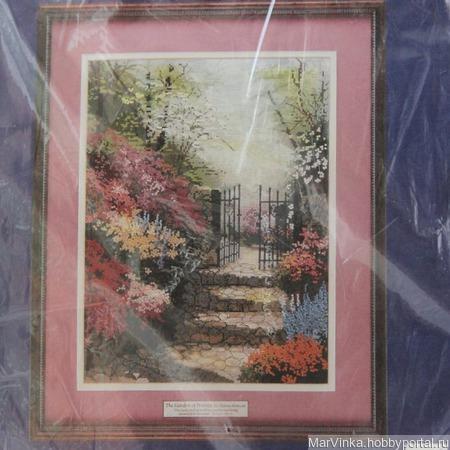 Candamar Designs 50926 The Garden of Promise ручной работы на заказ