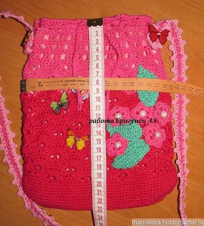 Девичья сумочка 2 ручной работы на заказ