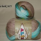 Пряжа Bella Batik 3675
